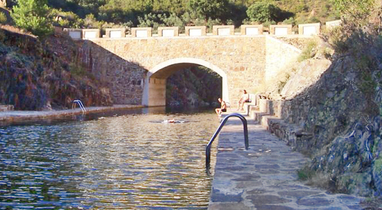 Zonas de Baño Naturales